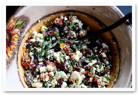 Mediterranean Salsa