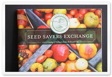 SoupAddict [hearts] Seed Catalogs