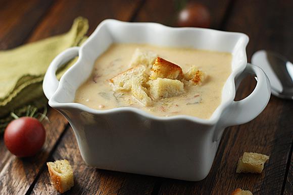 BLT soup 1