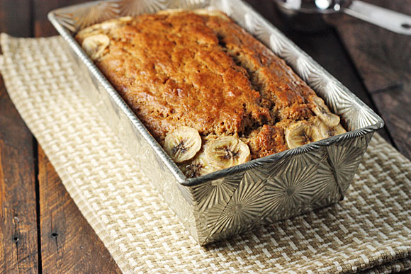 Cream Cheese Banana Bread 1