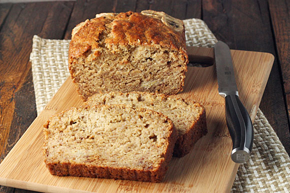 Cream Cheese Banana Bread 2