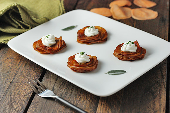 Sweet Potato Smoky Stacks 1