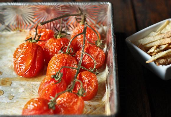 Tomato Guacamole Soup 2