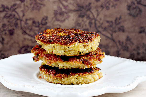 Spicy Quinoa Patties