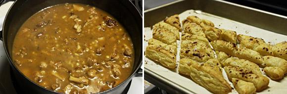 Moroccan Chicken Stew 2