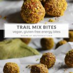 Trail Mix Bites