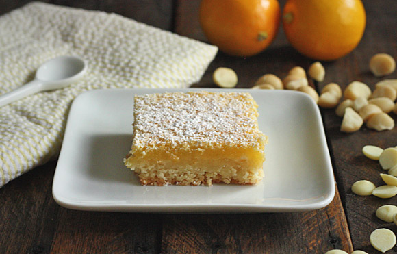 White Chocolate Meyer Lemon Bars 1