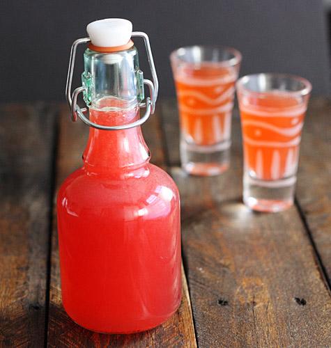 DIY Sweet & Sour Mix with Blood Orange 1