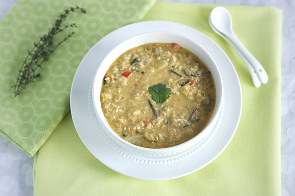French Spring Soup | SoupAddict.com