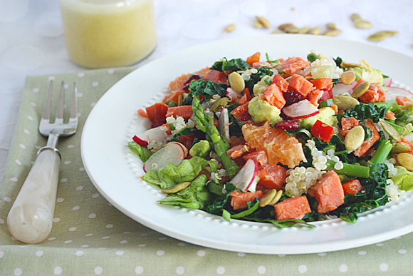 Spring Superfoods Salad 1