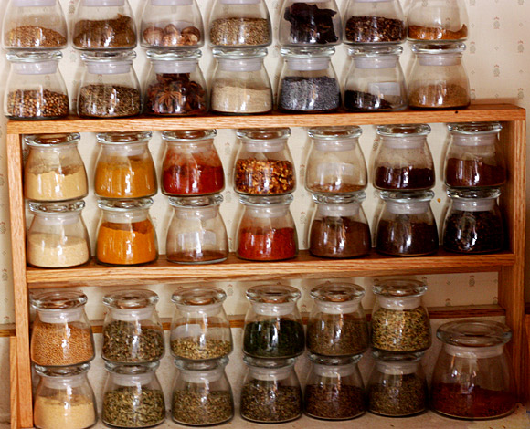 The Well Stocked Spice Rack Soupaddict Com