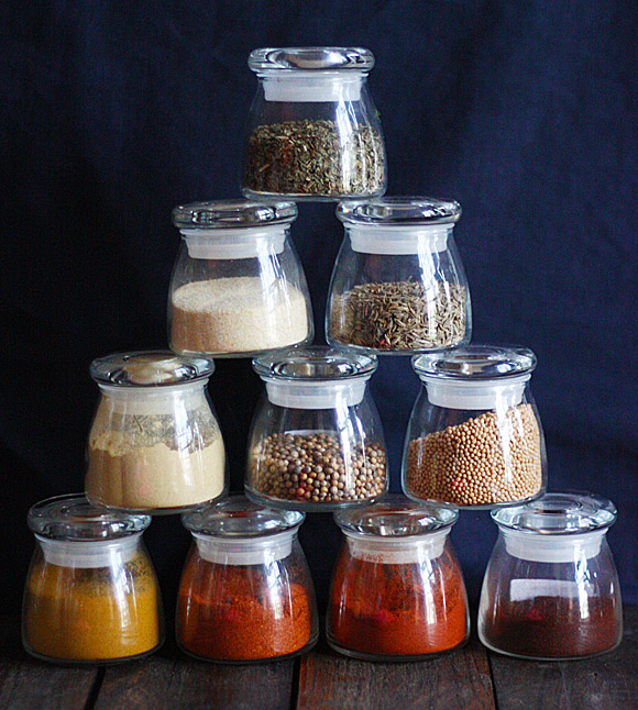 The Well-Stocked Spice Rack