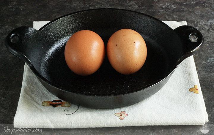 Jose Andres's Fried Egg With Chorizo Recipes — Dishmaps