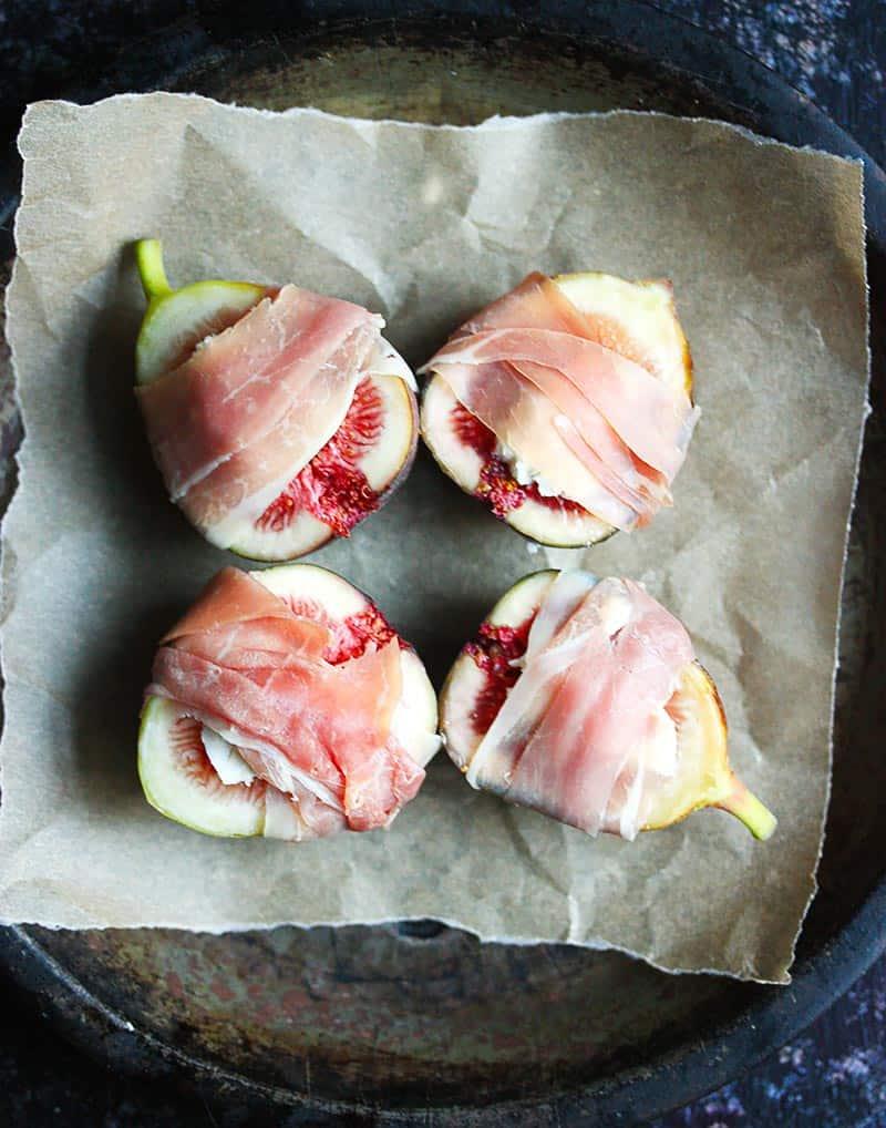 Figs Prosciutto | SoupAddict.com
