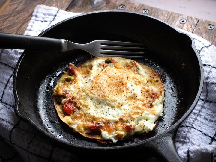 fried egg quesadilla 3