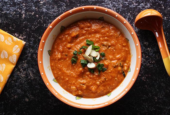West African Peanut Soup | SoupAddict.com