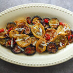 Roaster Summer Squash with Pimenton | SoupAddict.com