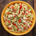 avocado-crab-pasta-salad-featured