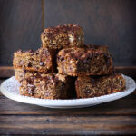 honey-roasted-peanut-butter-chocolate-oat-bars-featured