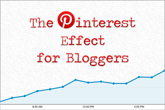 The Pinterest Effect for Bloggers from SoupAddict.com