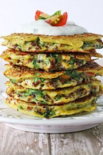 scrambled-egg-tomato-florentine-fritters-featured