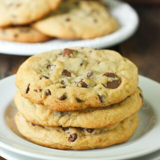 XXL Chocolate Chip Cookies | SoupAddict.com