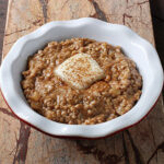 Butter Toasted Apple Pie Oatmeal | SoupAddict.com