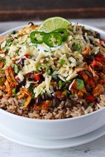 cheesy-chicken-enchilada-bowls-featured