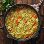 Cold Fighting Couscous Chicken Soup | SoupAddict.com