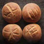 Sourdough Rye Bread Bowls