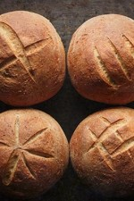 Sourdough Rye Bread Bowls