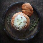 Vegetarian French Onion Soup   SoupAddict.com