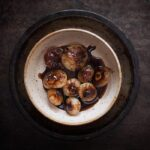 Braised balsamic cipollini onions from SoupAddict.com