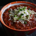 Turkey Pumpkin Chili | SoupAddict.com