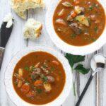 Slow Cooker Guinness Beef Stew | SoupAddict.com