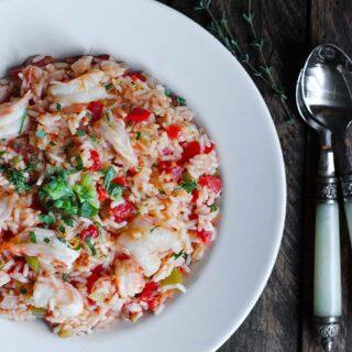 Shrimp Perloo | SoupAddict.com