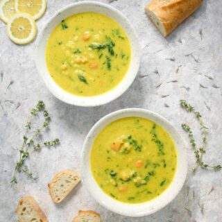 Sunshine Superfood Soup