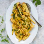 Chimichurri French Fries | SoupAddict.com