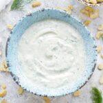 Dairy-free Tzatziki Sauce | Recipe at SoupAddict.com