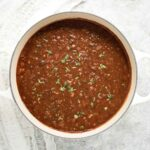 BBQ Black Bean Soup