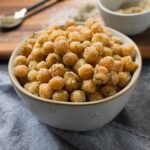 Crispy-fried Dill Pickle Chickpeas